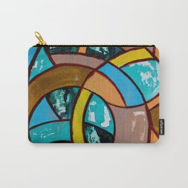 Composition #8 by Michael Moffa Carry-All Pouch