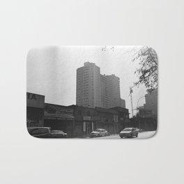 Avenida Portugal con 10 de Julio Bath Mat
