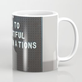 Cult roads Coffee Mug