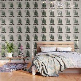 Full Moon Rising Wallpaper