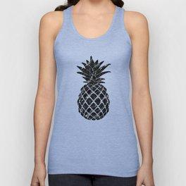 Pineapple Marble Unisex Tank Top