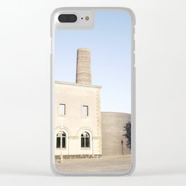 Industrial House Clear iPhone Case