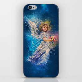 Guardian Angel iPhone Skin