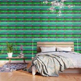 Agatha in Green Wallpaper