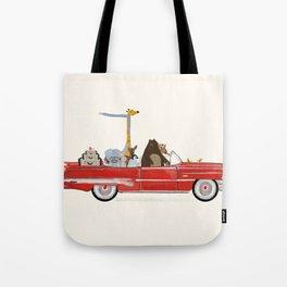 road trip trois Tote Bag