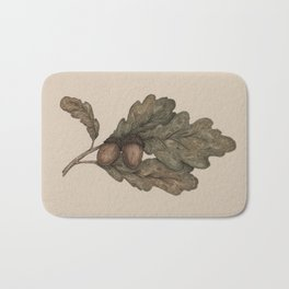 Acorns Bath Mat