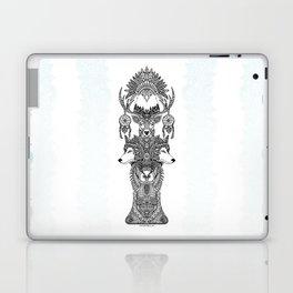 Indian Totem Laptop & iPad Skin