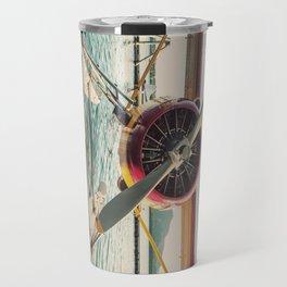 Seaplane Dock Travel Mug