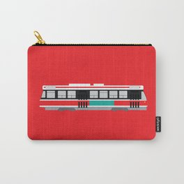 Toronto TTC Streetcar Carry-All Pouch
