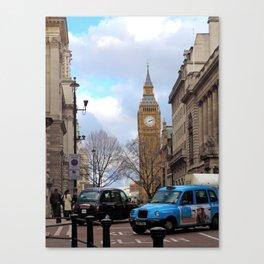 Big Ben - Colour Canvas Print