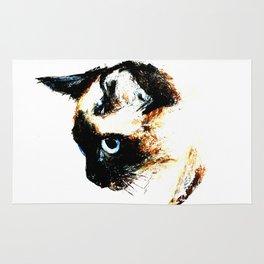 Siamese Cat 2015 edit Rug
