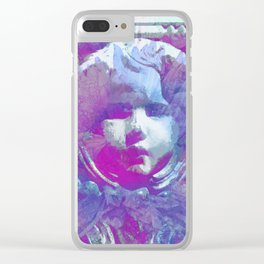 Cherished One Clear iPhone Case