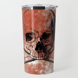 Bloody Skully Travel Mug