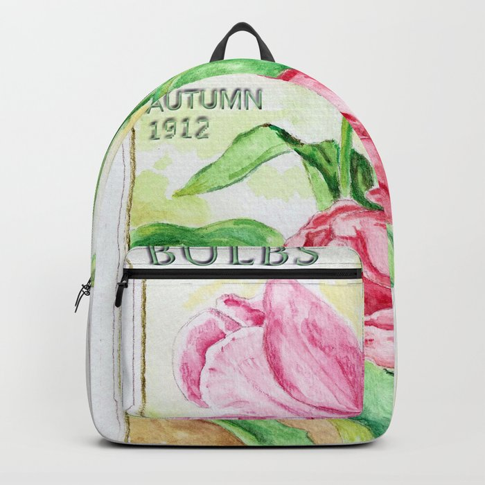 Old Bulbs & Seeds Pack Backpack
