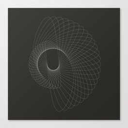 toroid.ii Canvas Print