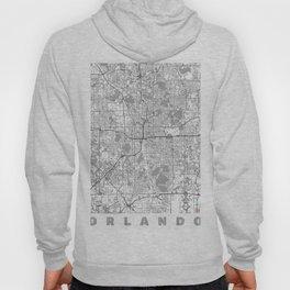 Orlando Map Line Hoody