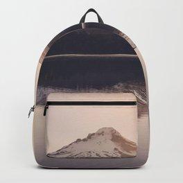 Wild Mountain Sunrise Backpack