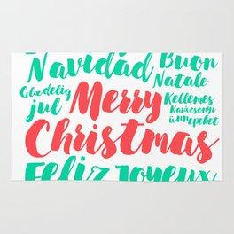 Merry Christmas! Rug