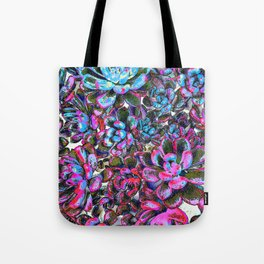 Floral tribute [pixie] Tote Bag