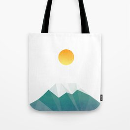 遠山の目付 (Day) Tote Bag