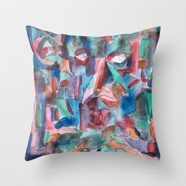 The Counselor Throw Pillow
