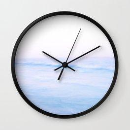 Amor en verano Wall Clock