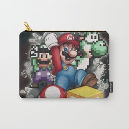 Mario et ses amis Carry-All Pouch