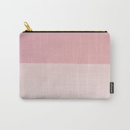 Pink & Naval & Rose Abstract Background Carry-All Pouch