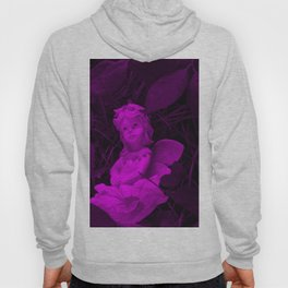 Broken Dreams In Purple Hoody