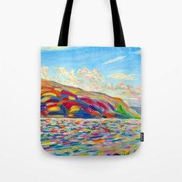 Peachland Trip Tote Bag