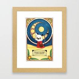 Prince Mucène Framed Art Print