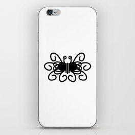 Pastafarian Flying Spaghetti Monster iPhone Skin