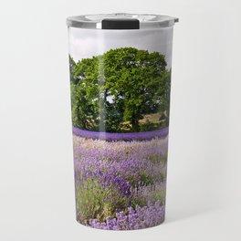 Hampshire Lavender Fields Travel Mug