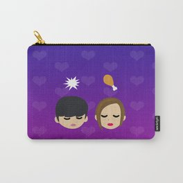 Field of Hearts (My Love From Another Star / You From Another Star) Carry-All Pouch