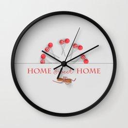 chupachups Wall Clock