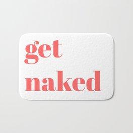 get naked VIII Bath Mat