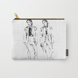 TEGAN AND SARA DOODLE Carry-All Pouch
