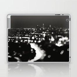 Los Angeles cityscape. L.A. Noir Laptop & iPad Skin