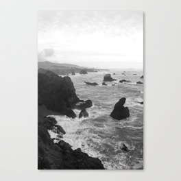 Roiling Boiling Canvas Print