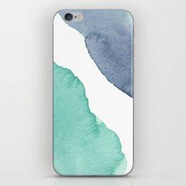 Watercolor Drops iPhone Skin