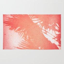 Palms, Light Leak, Color Explosion Rug