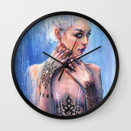 THE MIRROR OF REASON Wall Clock