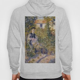 """Renoir """"Nini in the Garden"""" Hoody"""