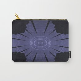 Abstract mosque silhouette Carry-All Pouch