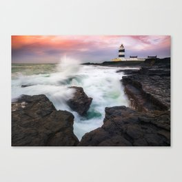 Hook Head Lighthouse (RR 205) Canvas Print