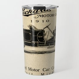 Pachard - Vintage Poster Travel Mug