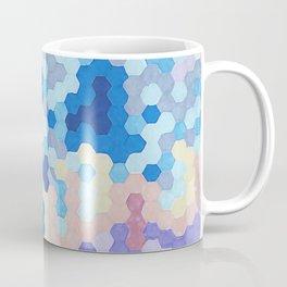 Nebula Hex Coffee Mug