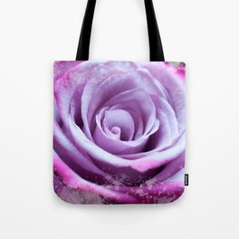 Rose of Love #Pink #Purple #art #society6 Tote Bag