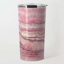 Mystic Stone Blush Travel Mug