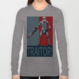TRAITOR! Long Sleeve T-shirt